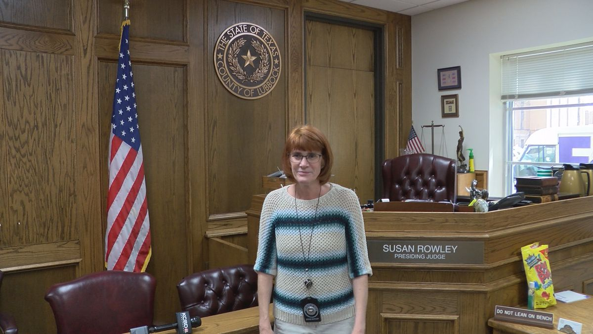 Lubbock County Judge talks about eviction proceedings resuming