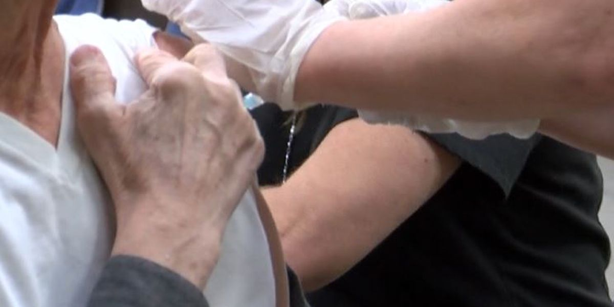 National Guard helping facilitate vaccinations for homebound Texas senior citizens