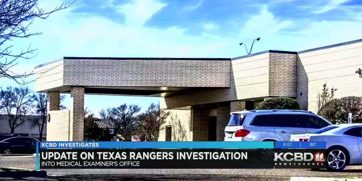 KCBD Evening Newscast 6 p.m. 3/20/2019 DA response to ME investigation