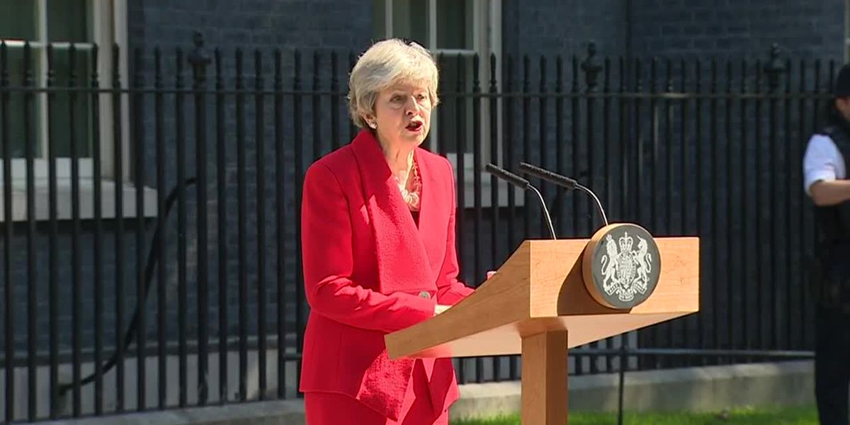 May to quit as party leader June 7, opening race for new prime minister