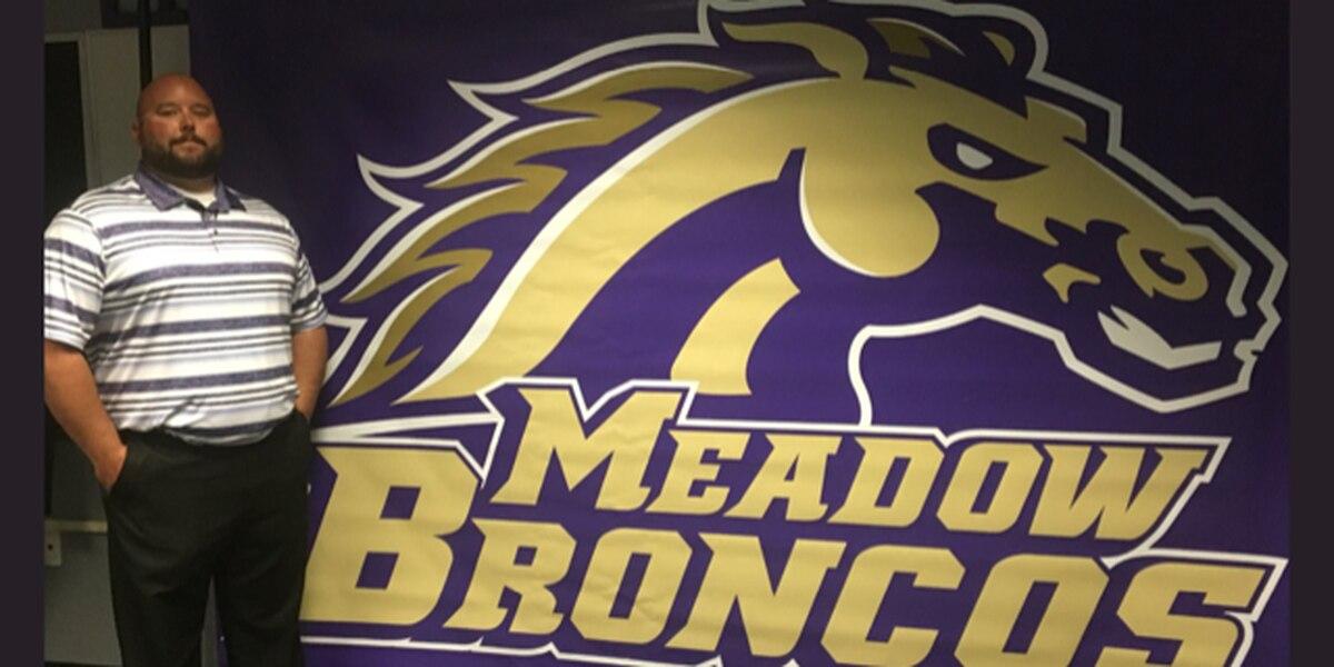 Brandon Hopper steps down after 1 season at Meadow