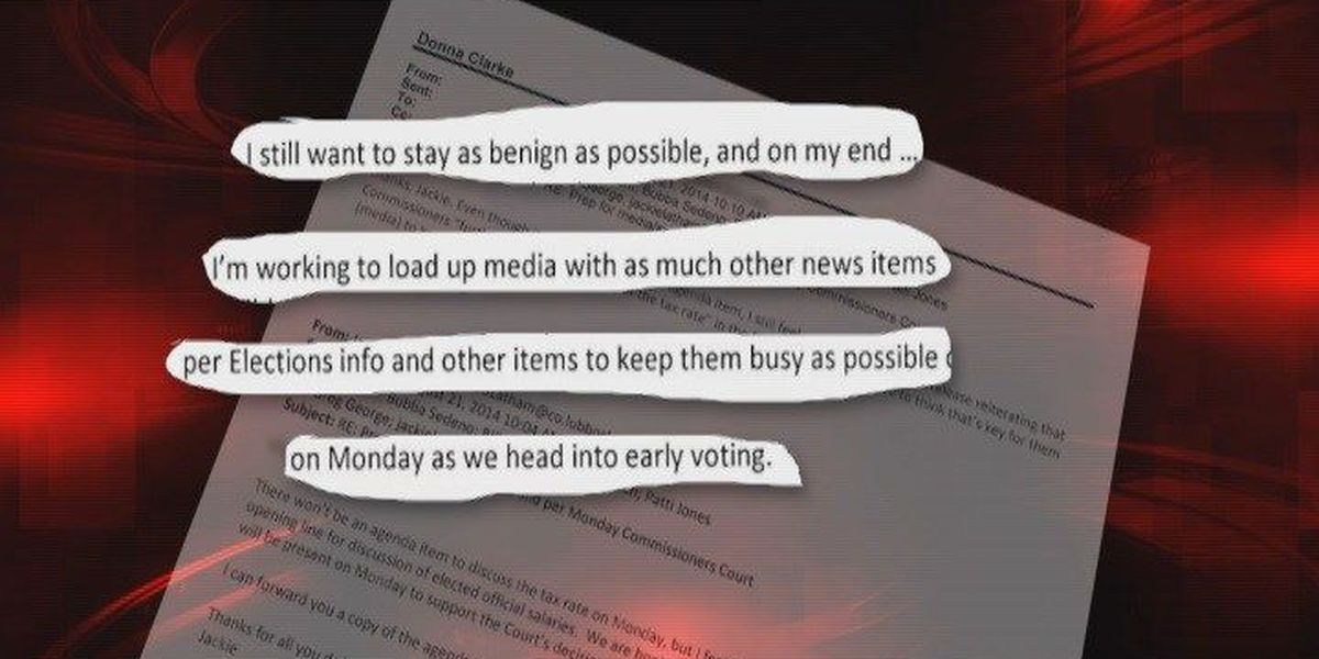 KCBD Investigates: Commissioners spend tax dollars to spin pay raise