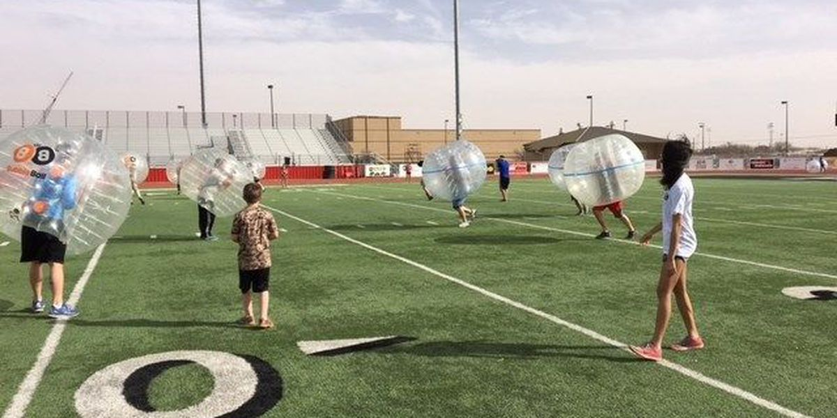 I Beat Pete: Bubble Ball Football