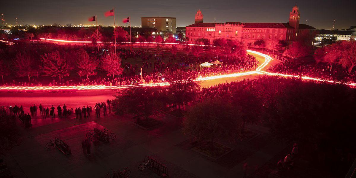 Texas Tech, South Plains College to host Christmas light ceremonies Tuesday