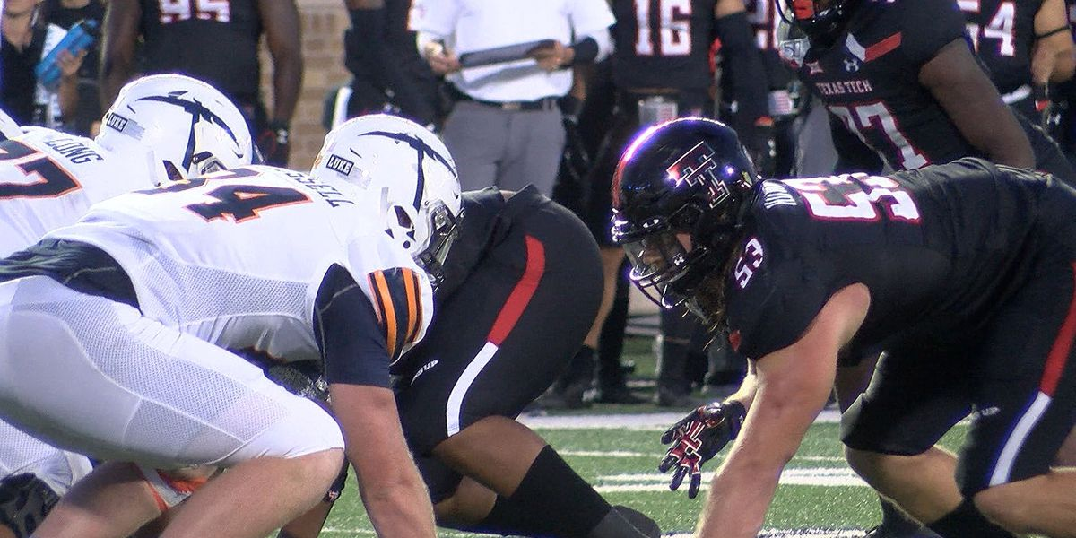 By the numbers: Texas Tech's defense is one of the Nation's best