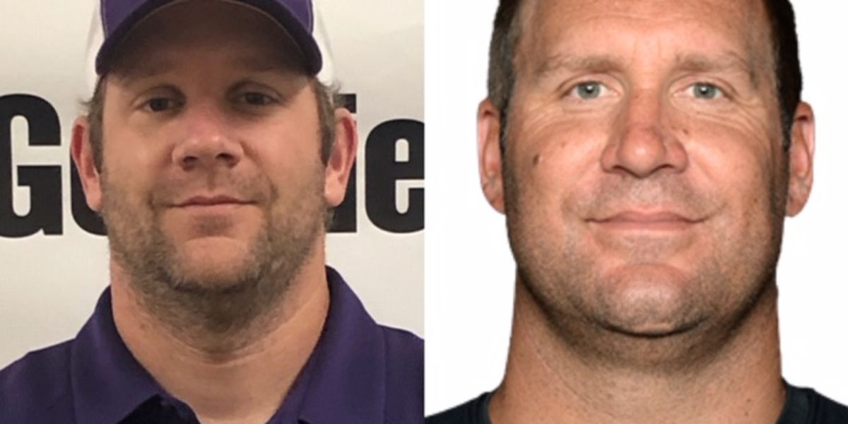 New Crosbyton Coach looks like Steelers QB Ben Roethlisberger
