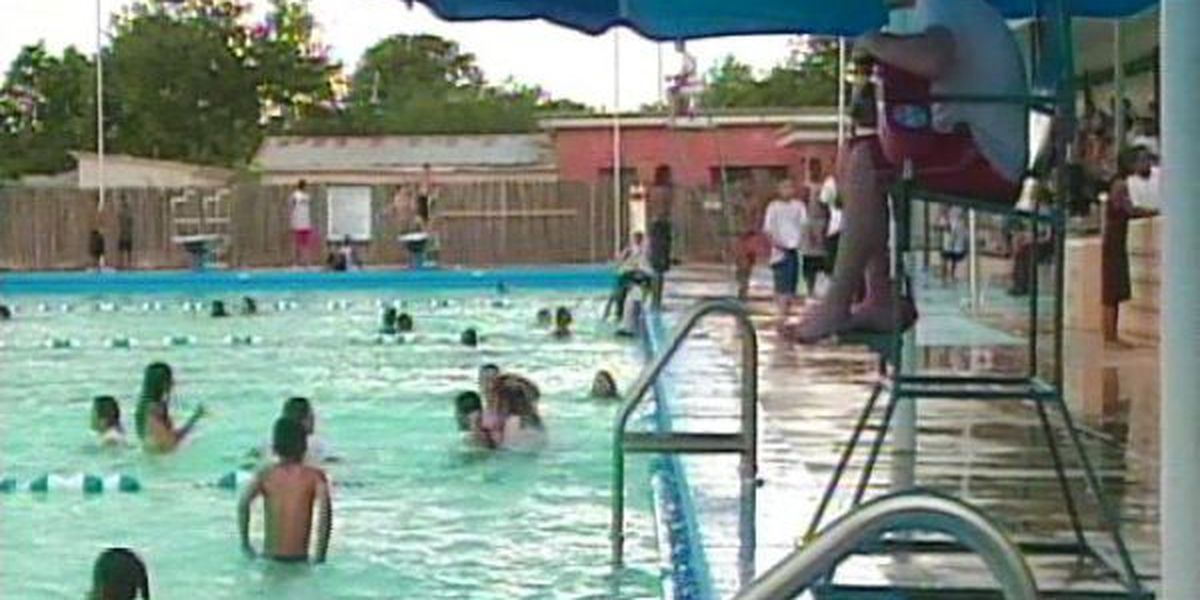 Last day to swim at municipal pools: August 12, 2017