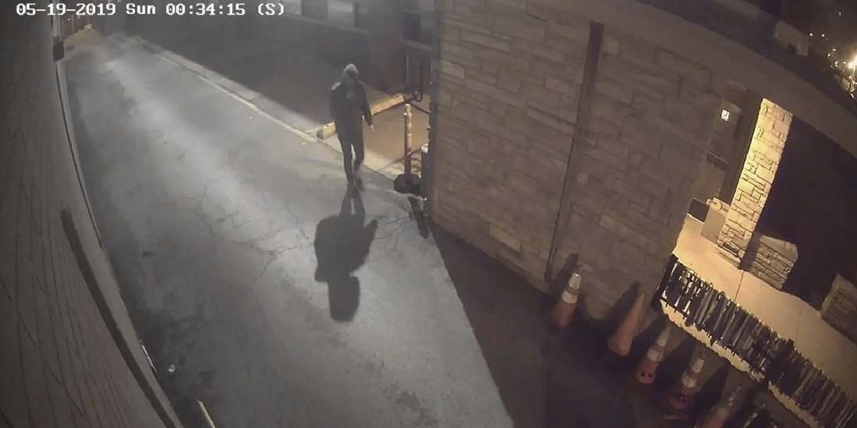 Chicago police seek suspect in arson attempt at synagogue