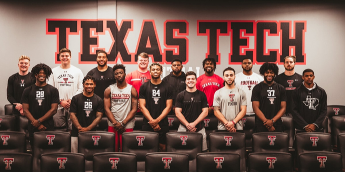 Texas Tech football Team Captains for 2019 announced