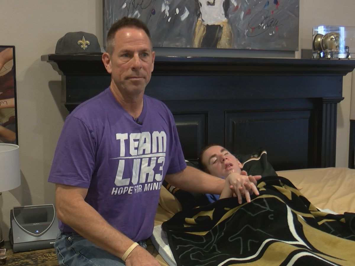 Team Luke Hope for Minds fundraiser event to bring awareness to brain injury awareness month