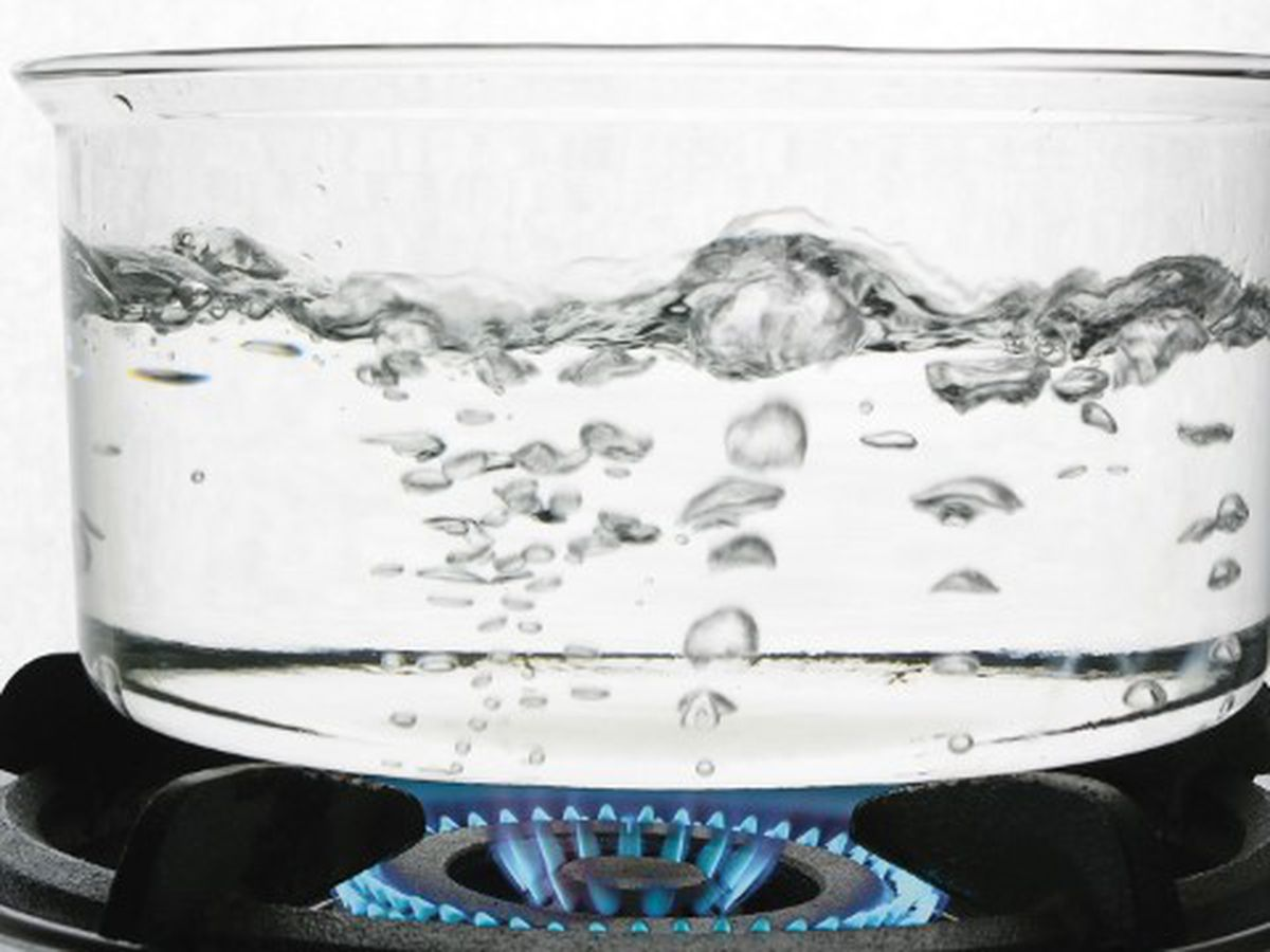 City of Earth issues boil water notice