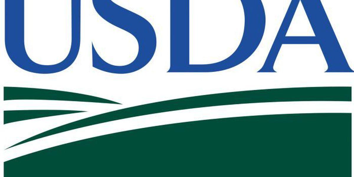 USDA announces trade relief funds for farmers
