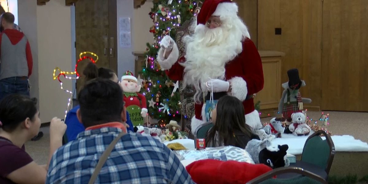 Buckner Lubbock hosts Christmas celebration for young adults aged out of foster care