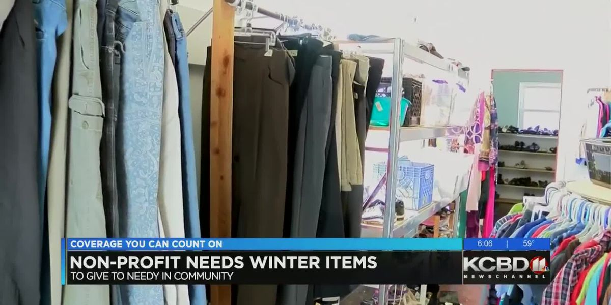 Lubbock non-profit in need of winter supplies to give to those in need