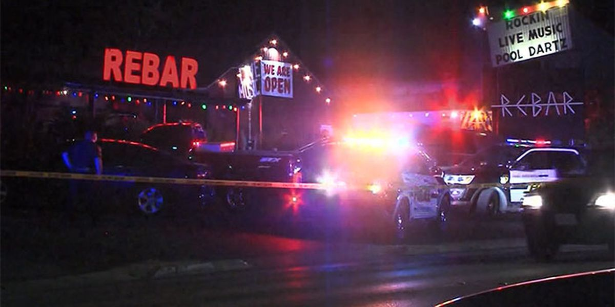 Police: Man turned away from Texas bar shoots, wounds 8