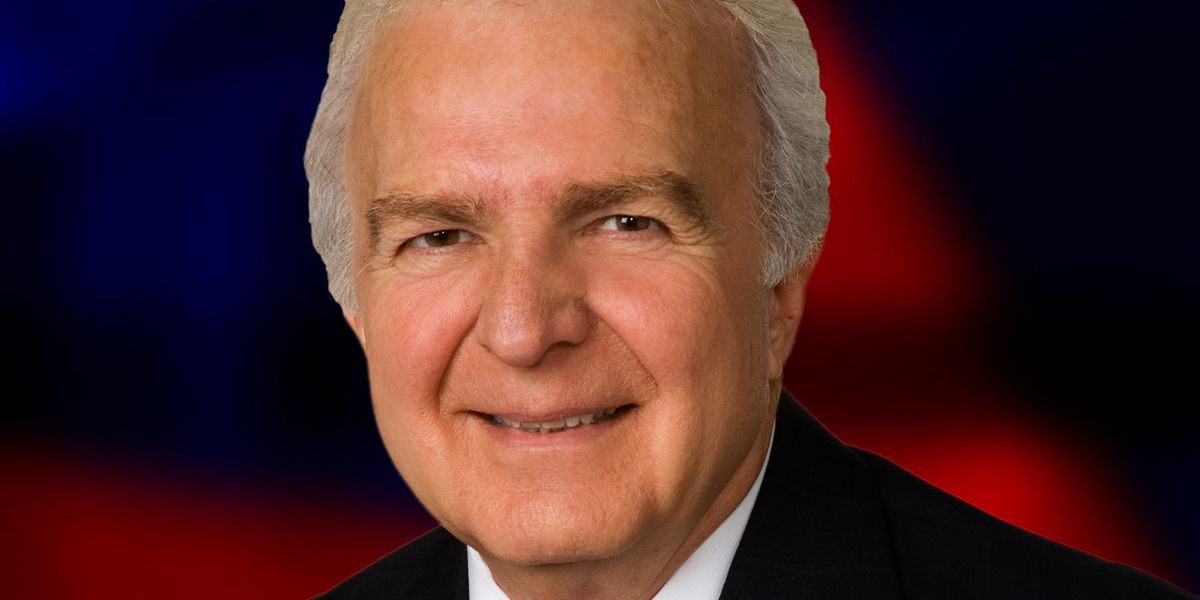 Longtime Lubbock news anchor Bill Maddox passed away