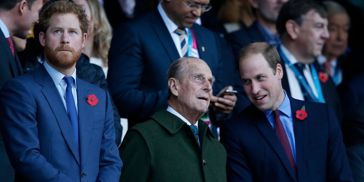 Prince Philip: William, Harry pay tribute to grandfather