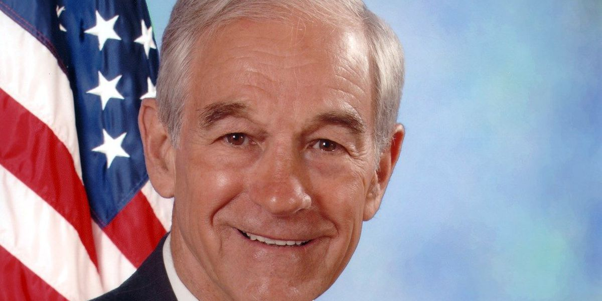 Ron Paul coming to speak at Texas Tech on Oct. 8