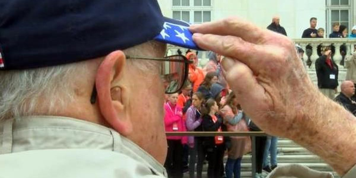 Consider This: Our privilege to follow the South Plains Honor Flight