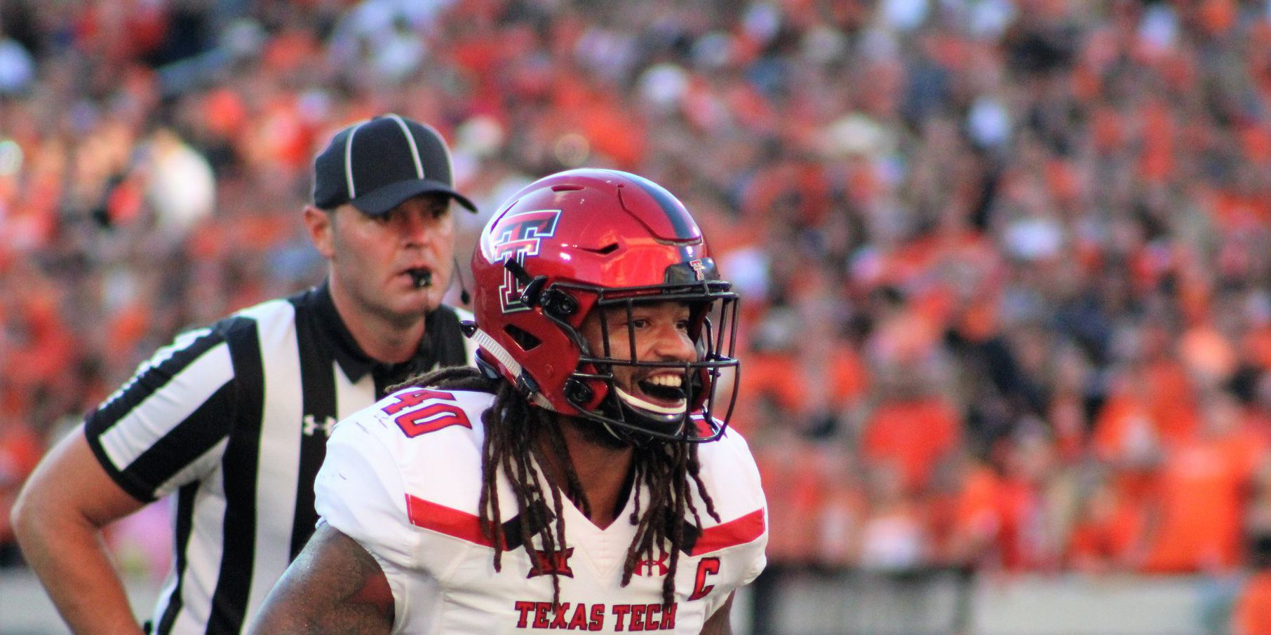Red Raiders invited to 2019 NFL Combine