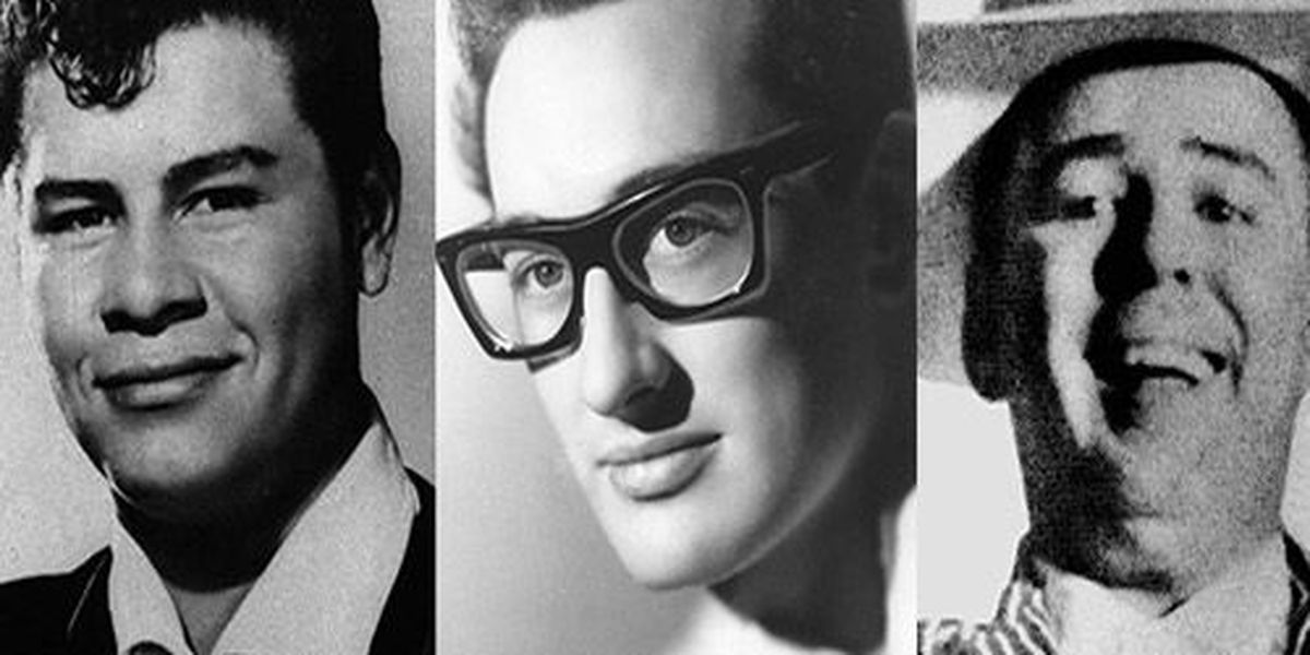 Buddy Holly Center to honor 60th anniversary of 'The Day the Music Died'