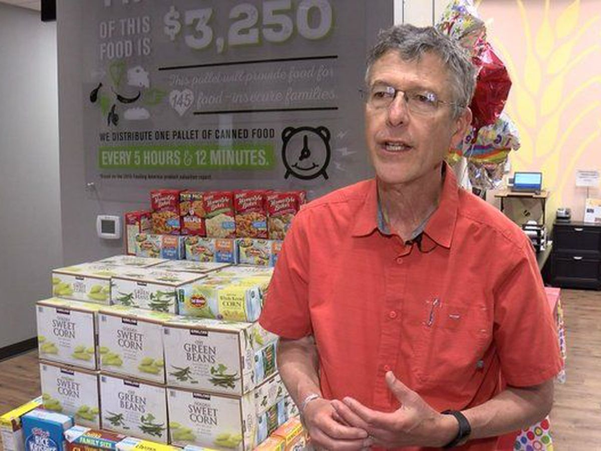 South Plains Food Bank C.E.O. David Weaver Announces Retirement