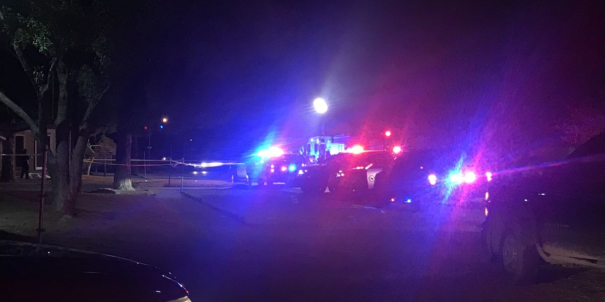 Lubbock Police respond to fatal shooting at 66th and Ave T