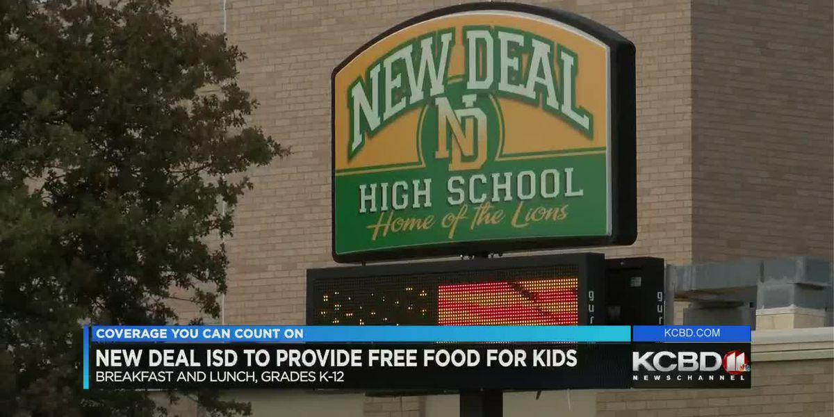 KCBD Newschannel 11 at 10 New Deal Free Lunch