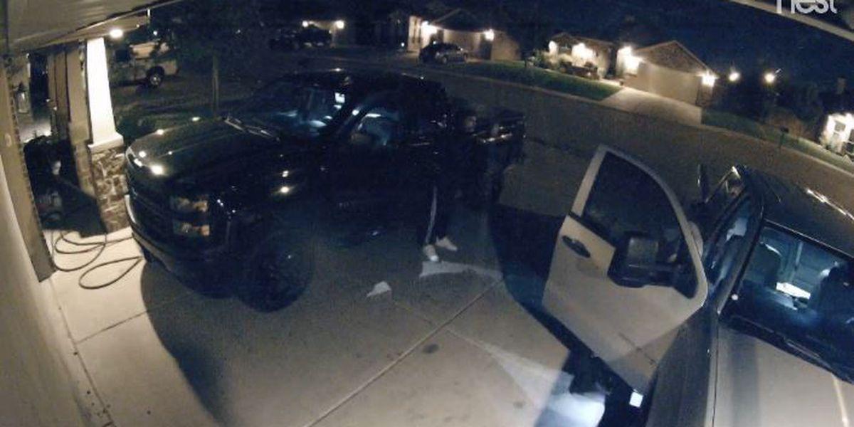 LPD investigating string of vehicle burglaries in Southwest Lubbock