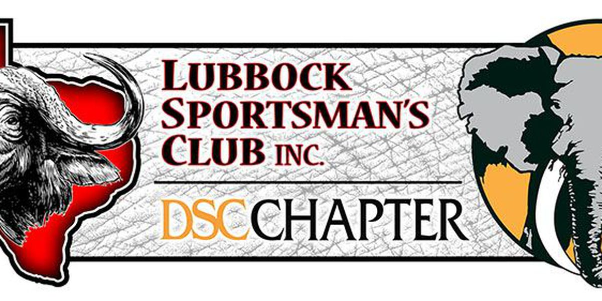Lubbock Sportsman's Club donates $89,000 from event proceeds