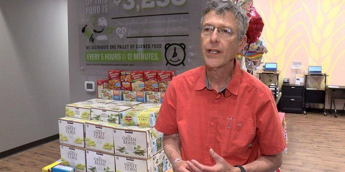 South Plains Food Bank C.E.O. David Weaver Announces Retirement