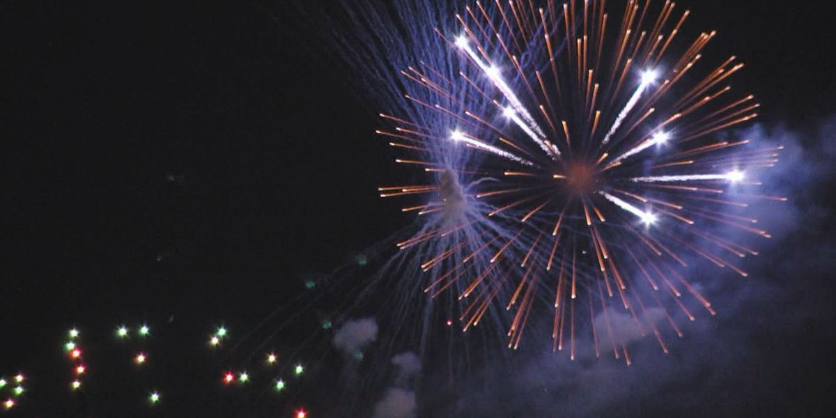 Fireworks too close could be the last ones you hear