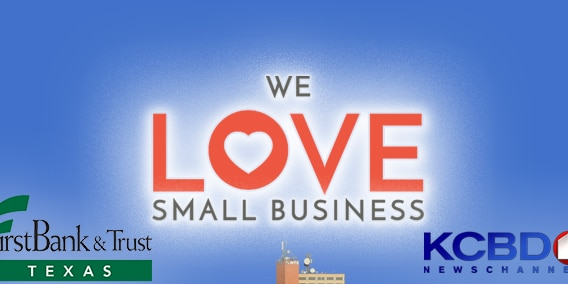 KCBD We Love Small Business Official Promotion Rules