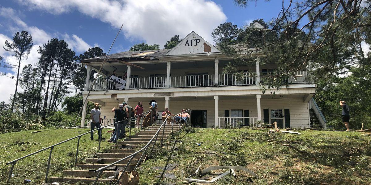 Devastating tornado shakes the Louisiana Tech University community