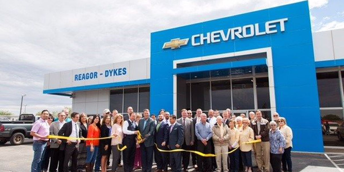Reagor-Dykes Auto Group opens newest dealership in Snyder