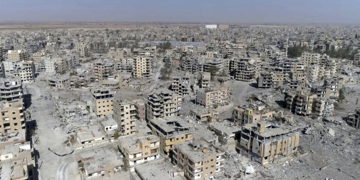 Amnesty to expand probe of US-led campaign in Syria's Raqqa