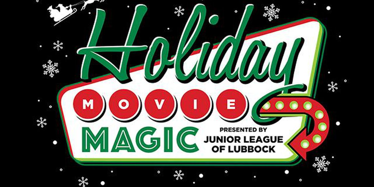 Junior League of Lubbock Holiday Movie Magic Event, Sunday night at Stars & Stripes Drive-In