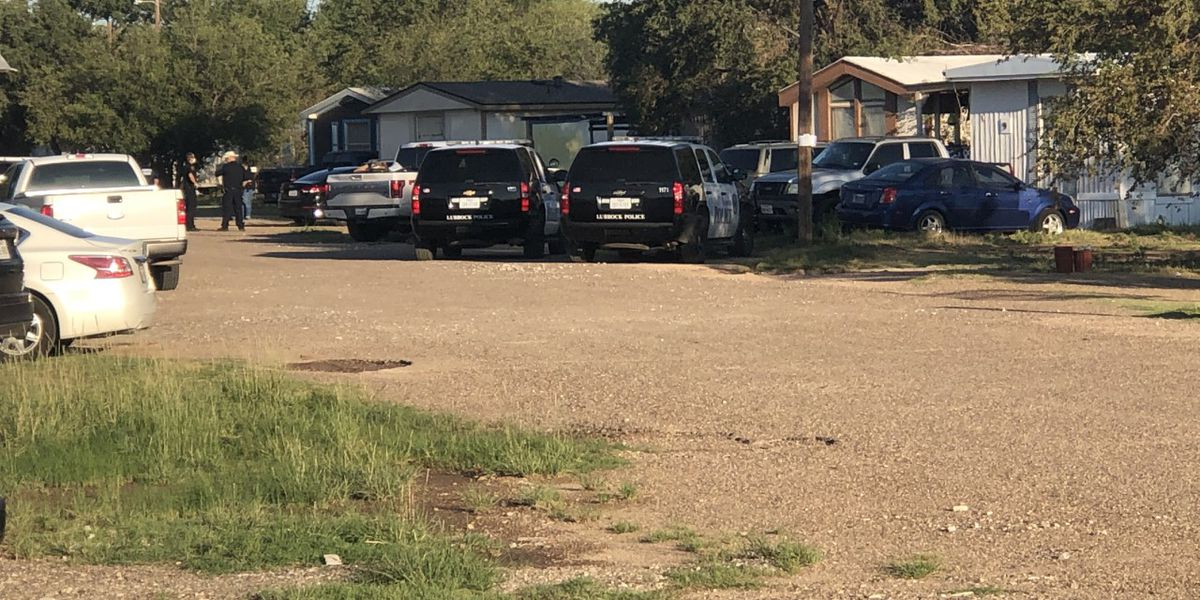 Police say body found in West Lubbock Saturday morning was 1-month-old child