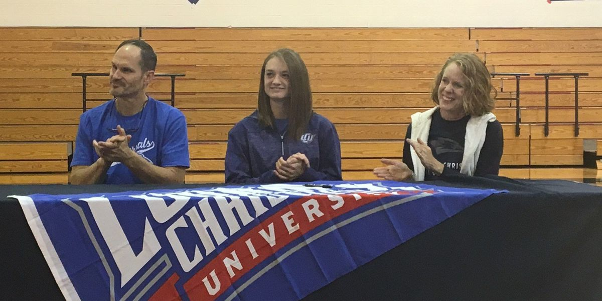 3 Trinity Christian Athletes sign letters of intent