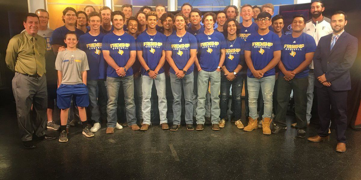 Extra Innings Team of the Week: Frenship Tigers