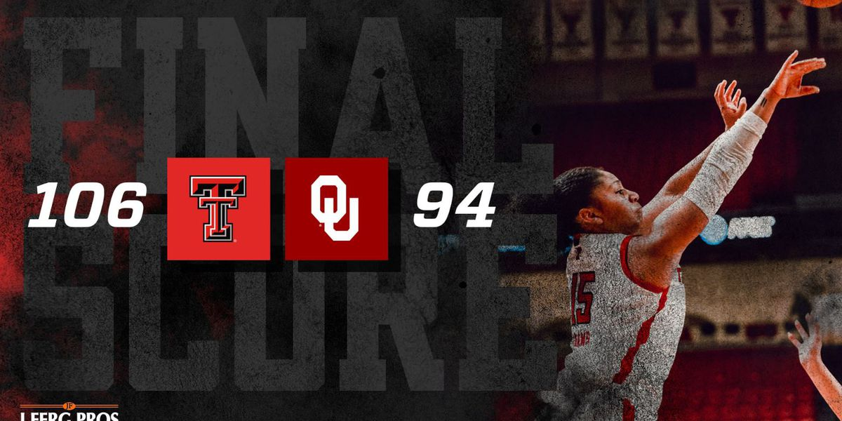 Lady Raiders beat the Sooners 106-94