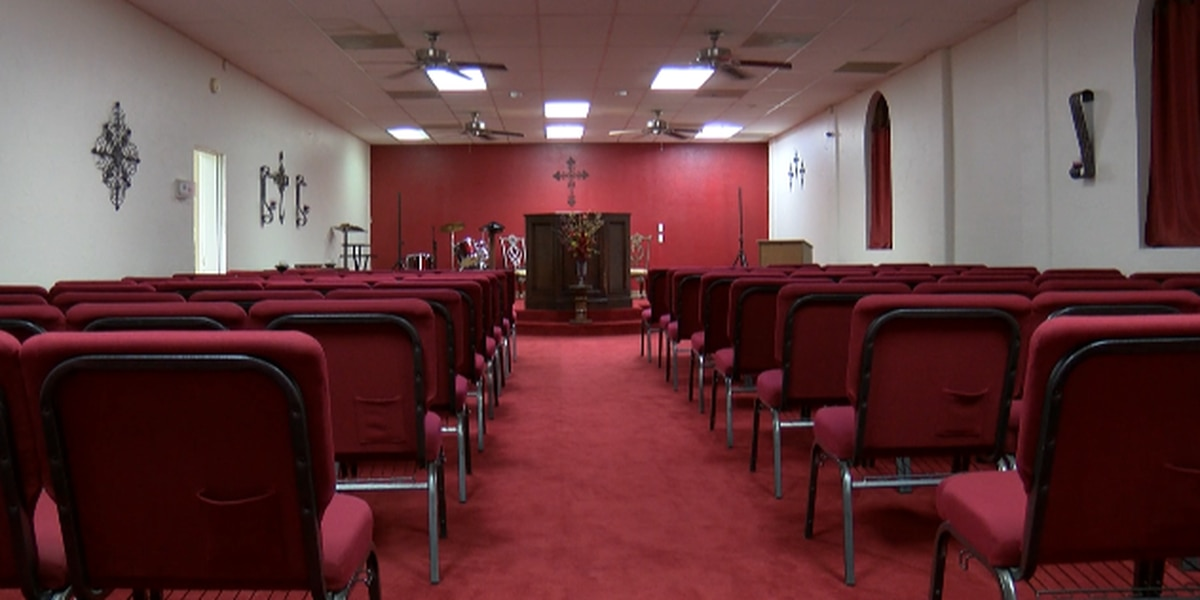 Community supports East Lubbock church after burglary