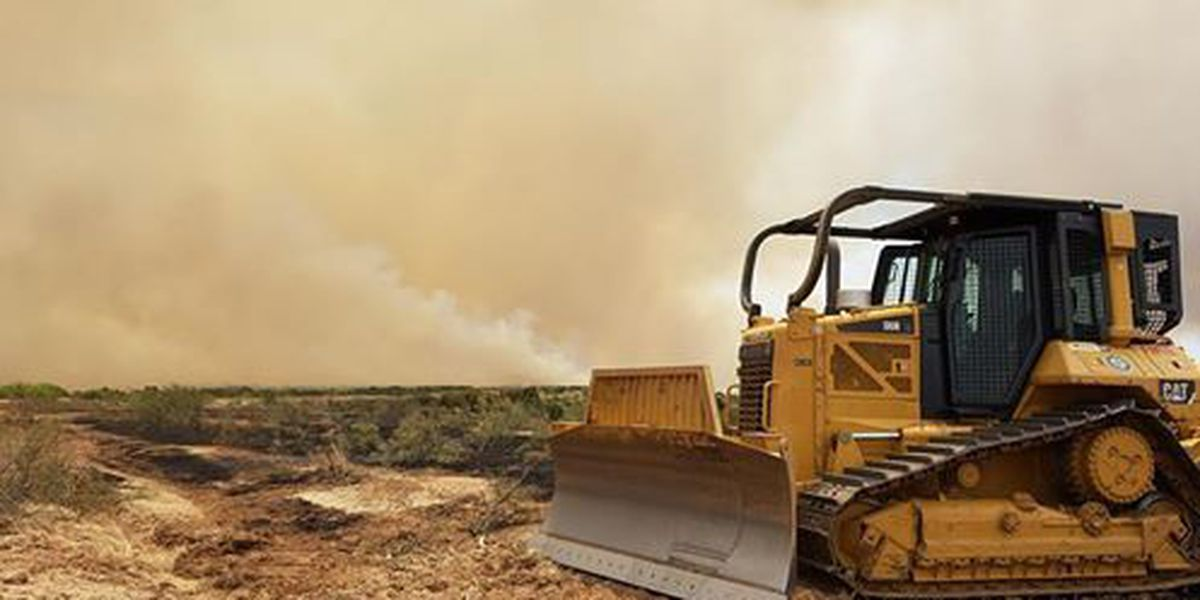 UMC sends help as fire in panhandle continues to burn