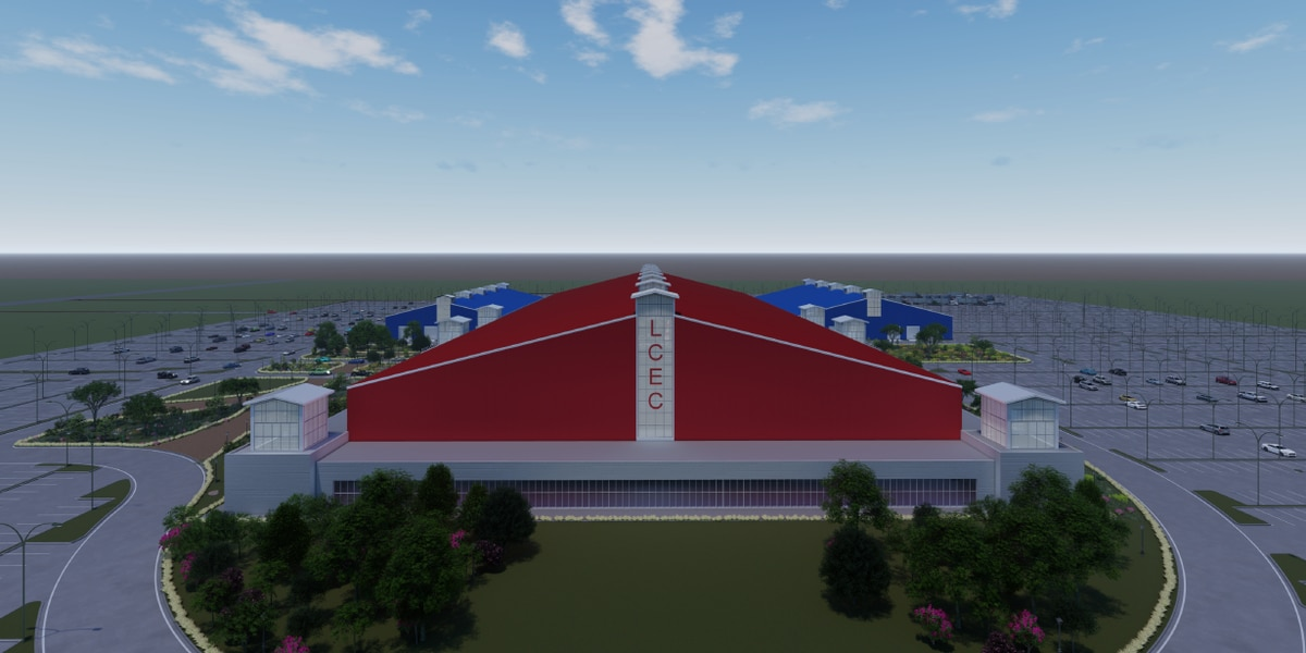 Lubbock County Expo Center planned to be open in late 2021