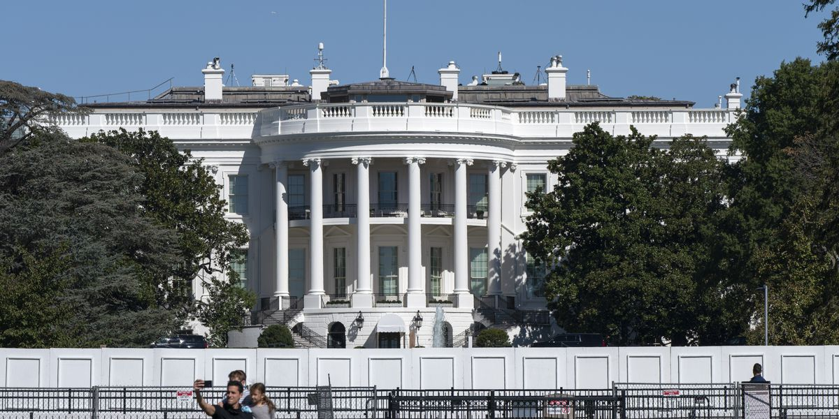 Work already underway for presidential inauguration