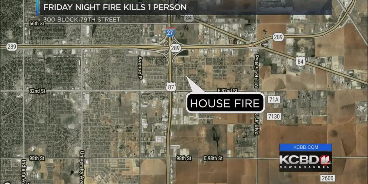1 dead after Friday night house fire