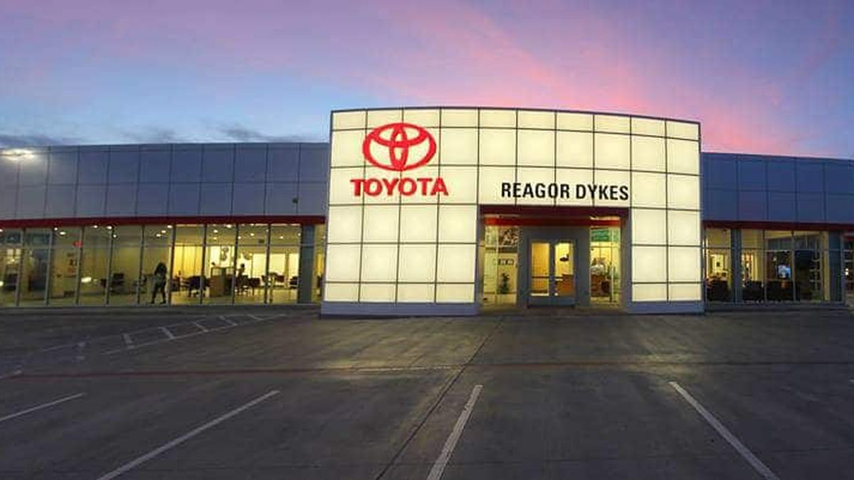 Judge rules Toyota can revoke Reagor-Dykes dealership