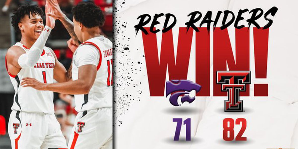 #18 Red Raiders hold off Kansas State