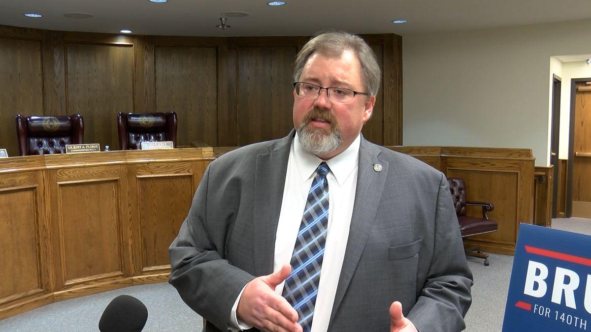 Tom Brummett announces run for 140th District Court Judge
