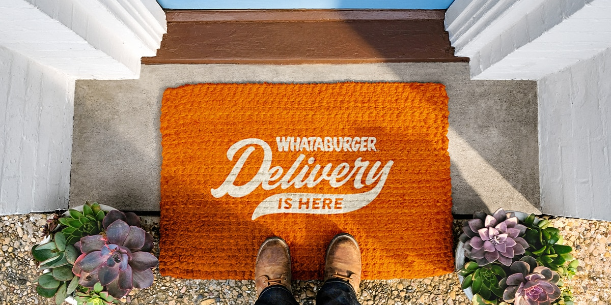 Whataburger now offers delivery